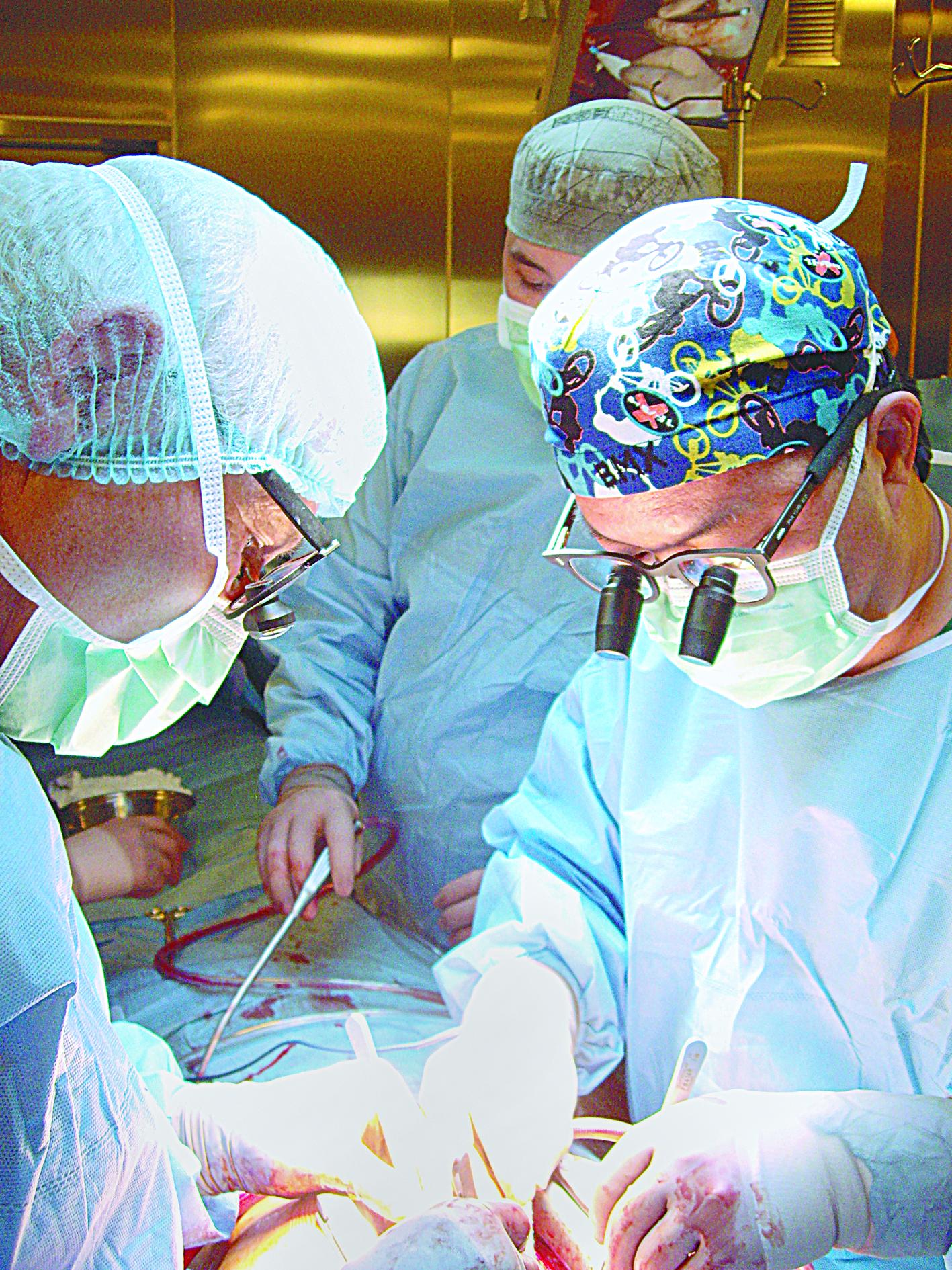 livestream recording heart transplantation - HD1417×1890