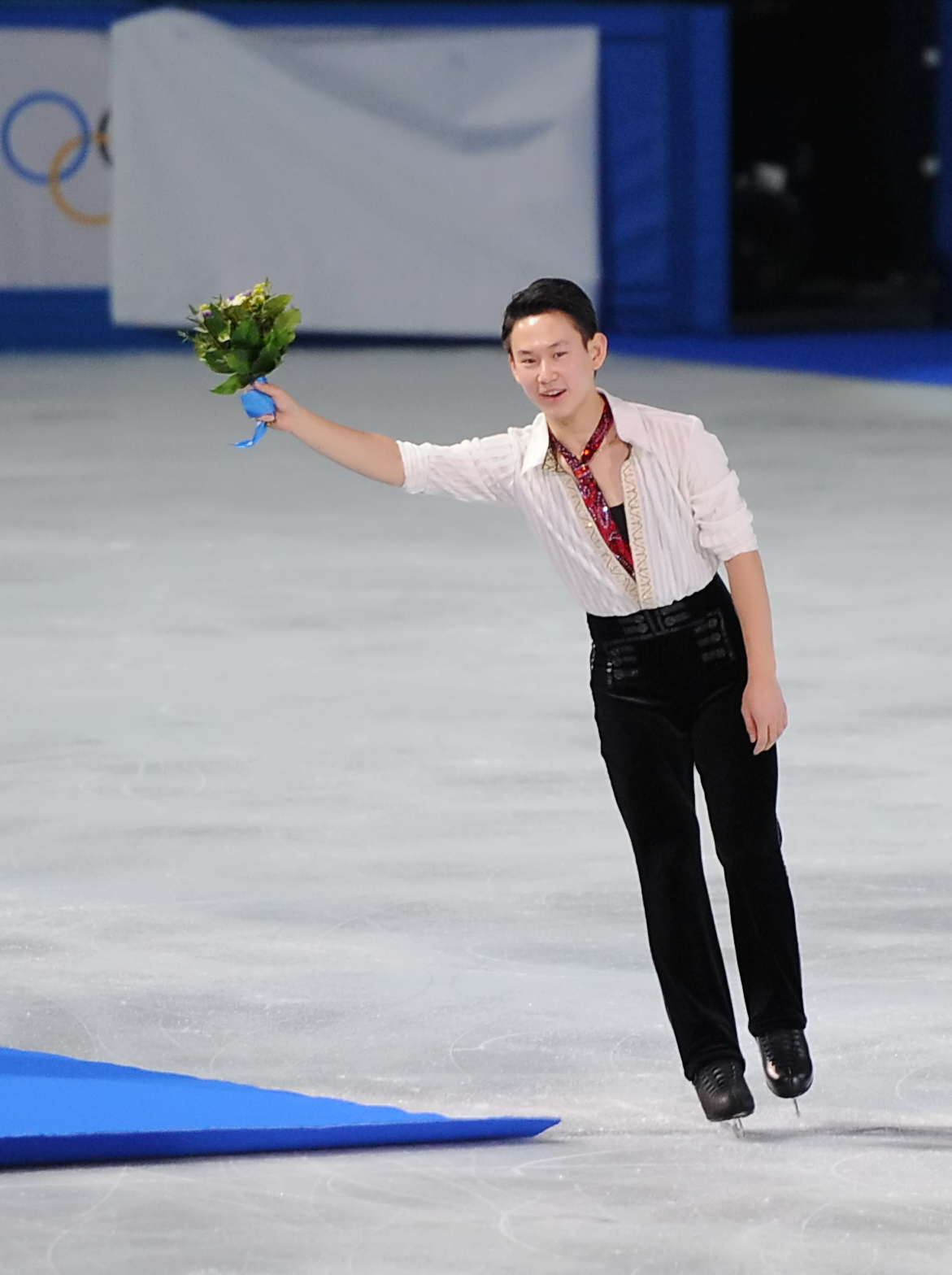 Ten Wins Kazakhstans First Ever Medal In Olympic Figure Skating The Astana Times