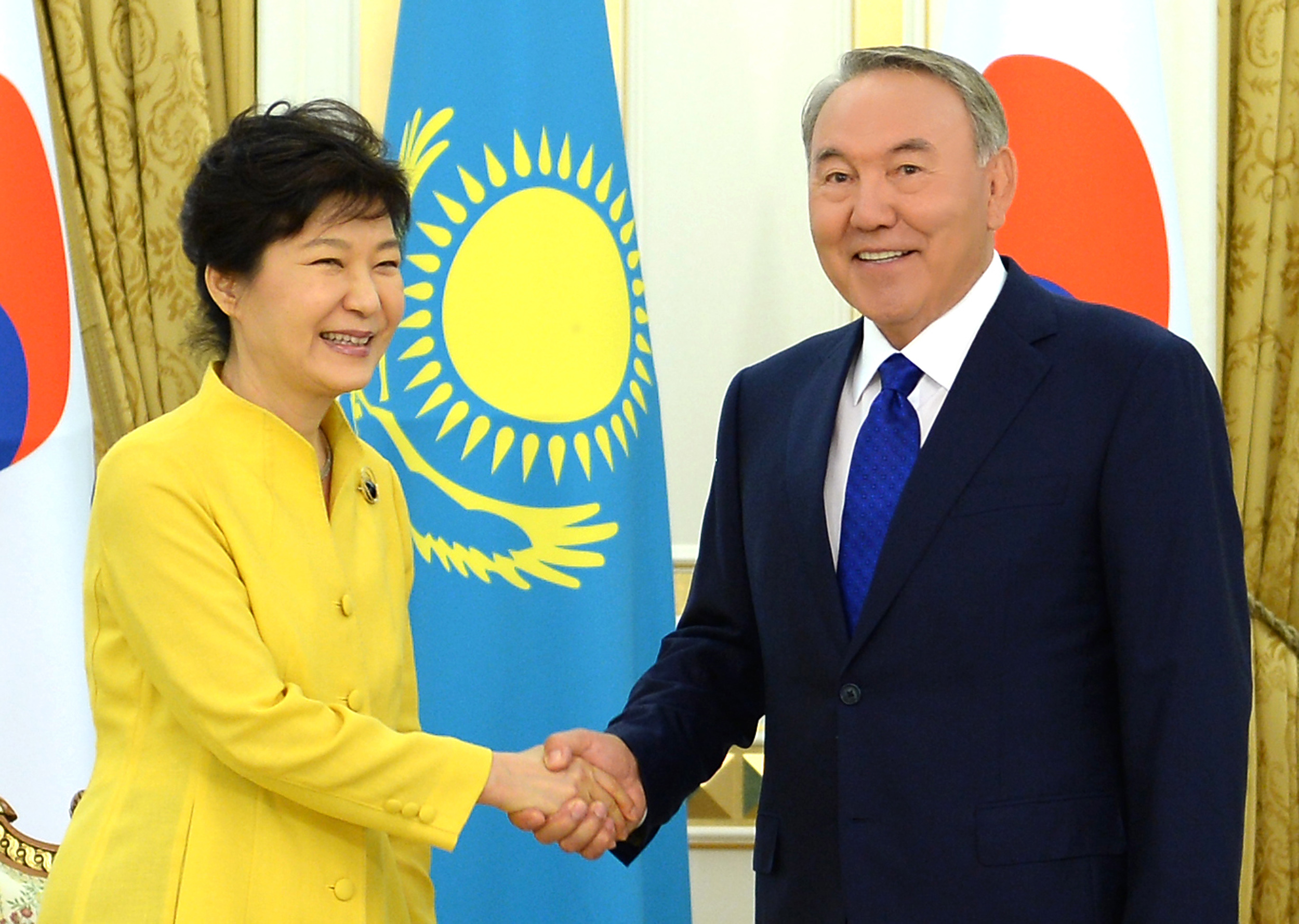 Kazakhstan, South Korea Expand Economic Ties - The Astana ...