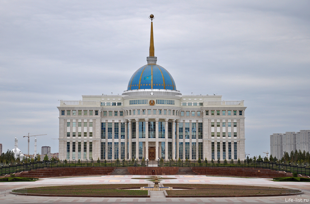 President Restructures, Reshuffles Kazakh Government - The