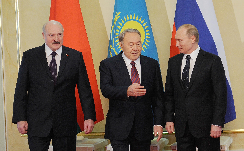 Career growth of Lukashenko - President of the Republic of Belarus 57