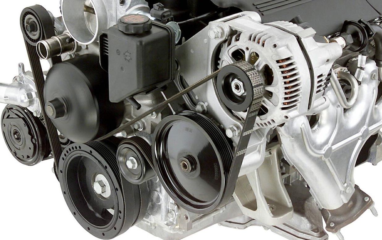 Mechanical engineering car engine - photo#2