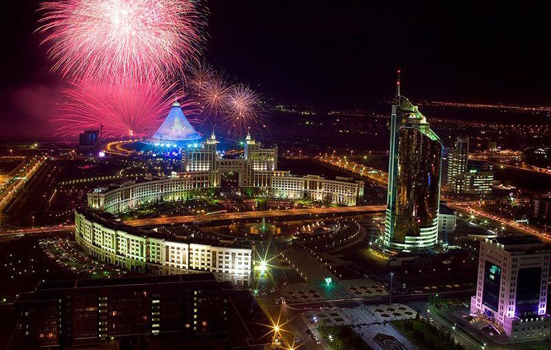 Astana Is Powerful Symbol Of Kazakhstan S Progress