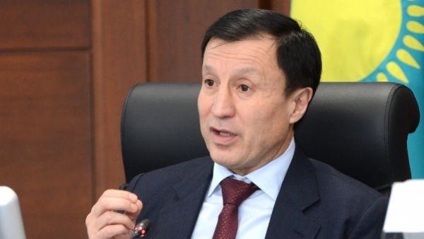 Adilbek Dzhaksybekov. Photo: astana.gov.kz