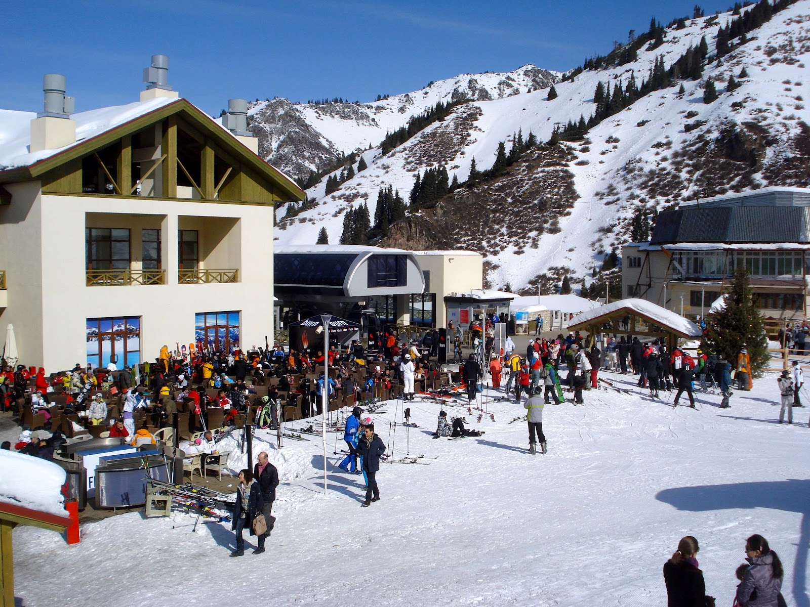 Kazakh ski resorts among most popular winter destinations for Winter vacations in the us