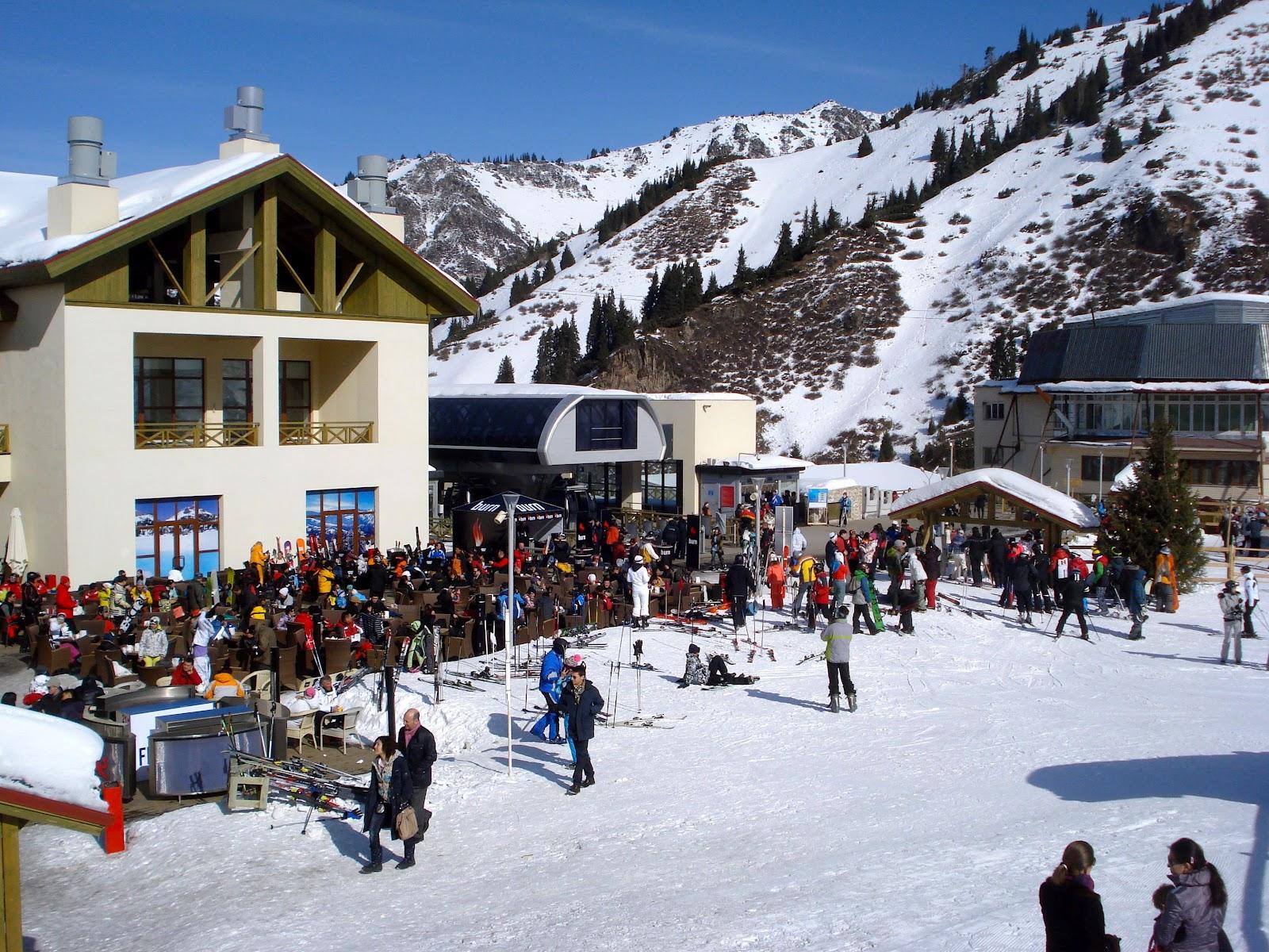Kazakh ski resorts among most popular winter destinations for List of independent hotels