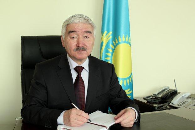 Ambassador of Kazakhstan to Afghanistan Omirtai Bitimov