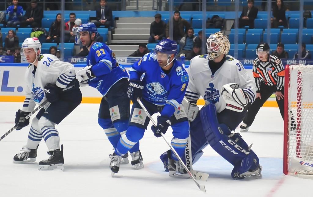 Barys Makes Progress as KHL Season Enters Second Half