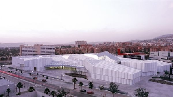 The Science Museum in Granada. Photo: Archdaily.com