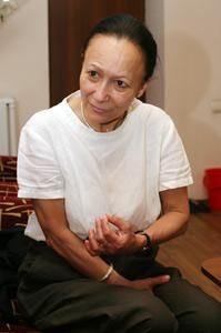 Dr. Shirin Akiner. Photo: Kazworld.info