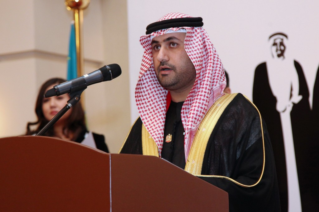 Charge D'affairs Hamad Rasheed Alhebsi