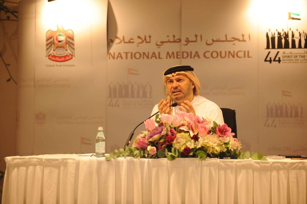 H.E. Dr Anwar Gargash