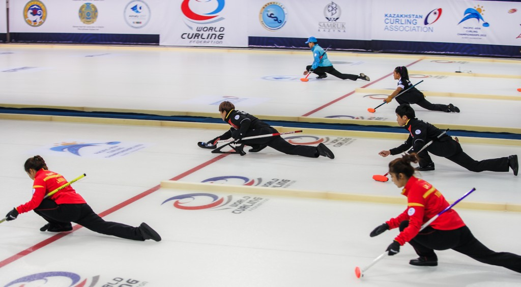 Pacific-Asia Curling Championships 2015, Almaty, Kazakhstan