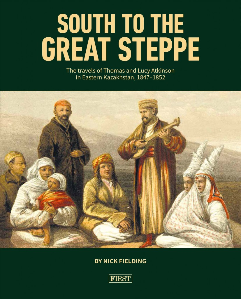 South to the Great Steppe