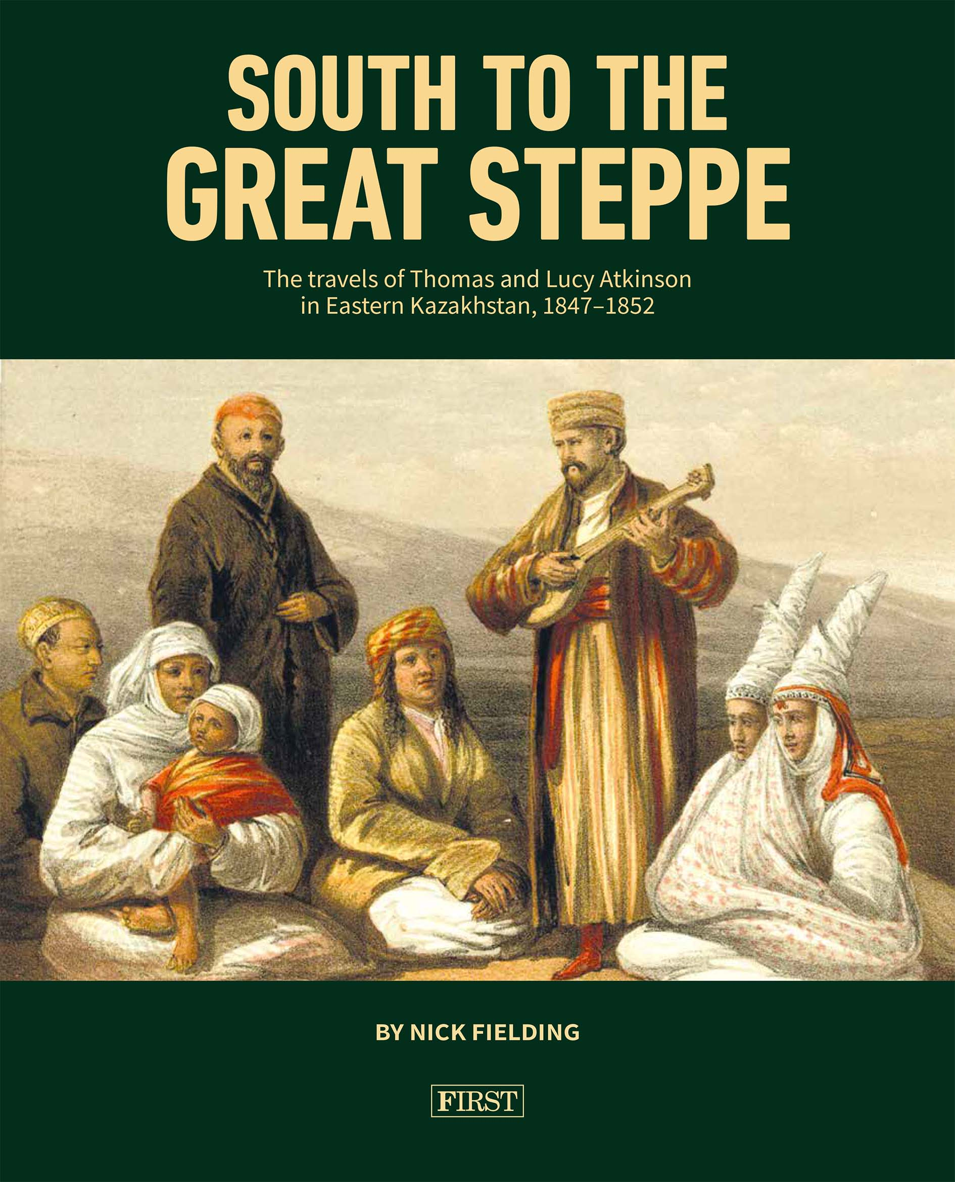Book on 19th Century Journey to Kazakh Steppe Published in ...