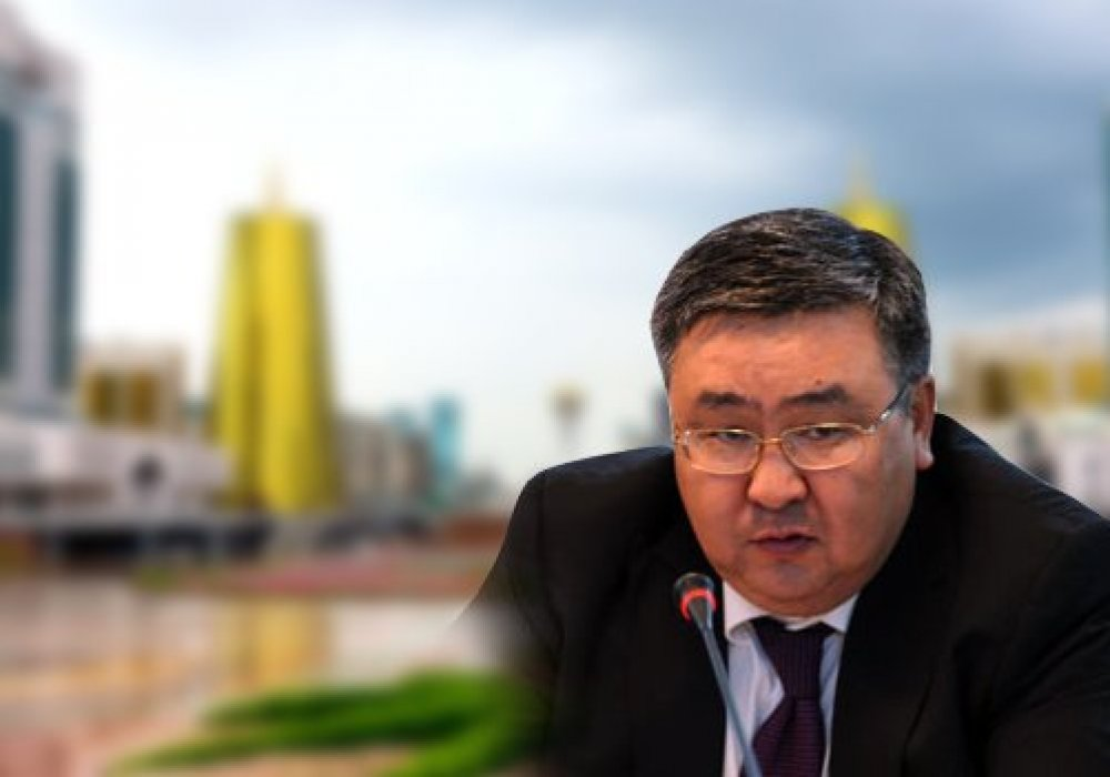 Talgat Donakov - the new Minister of Civil Services of Kazakhstan