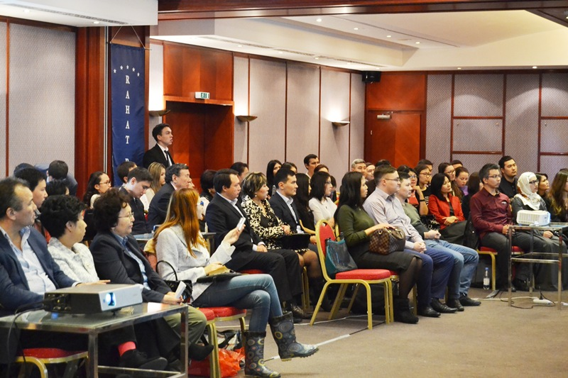 Participants at the meeting on Astana's development. Photo: Zakon.kz