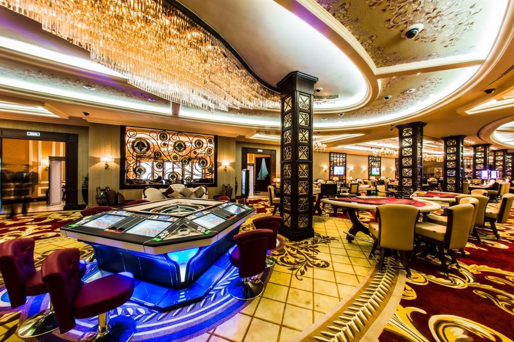 Casino Bellagio in Kapchgai resort