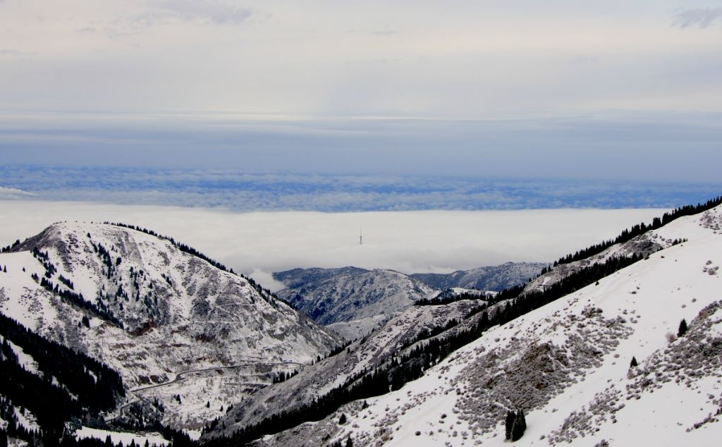 Almaty East Kazakhstan Ski Resorts Among Best In Region