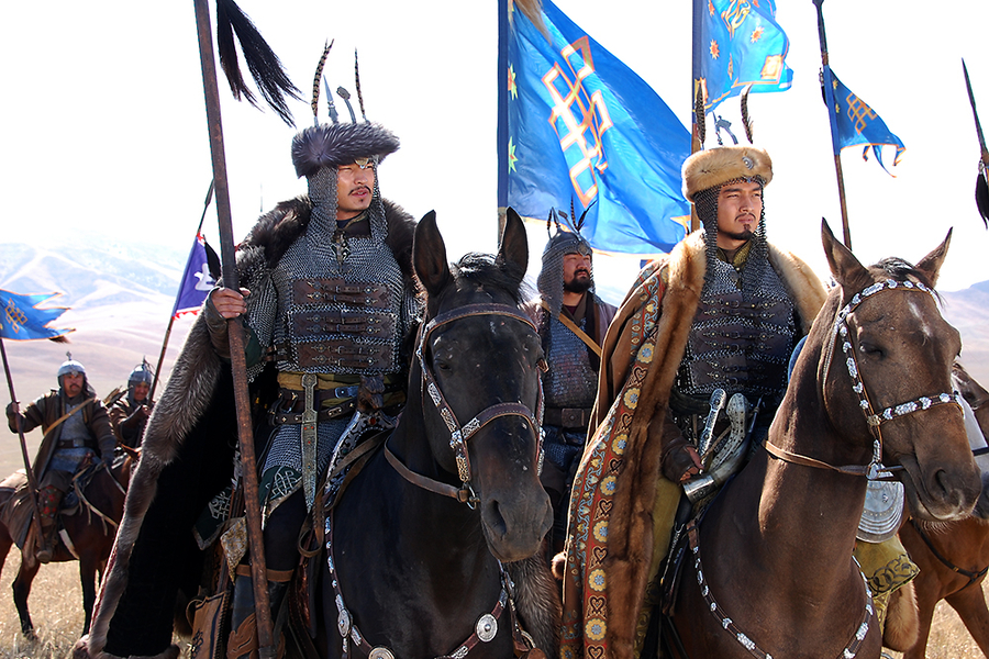 Kazakh Khanate Series Shows World Historic Period before Independent