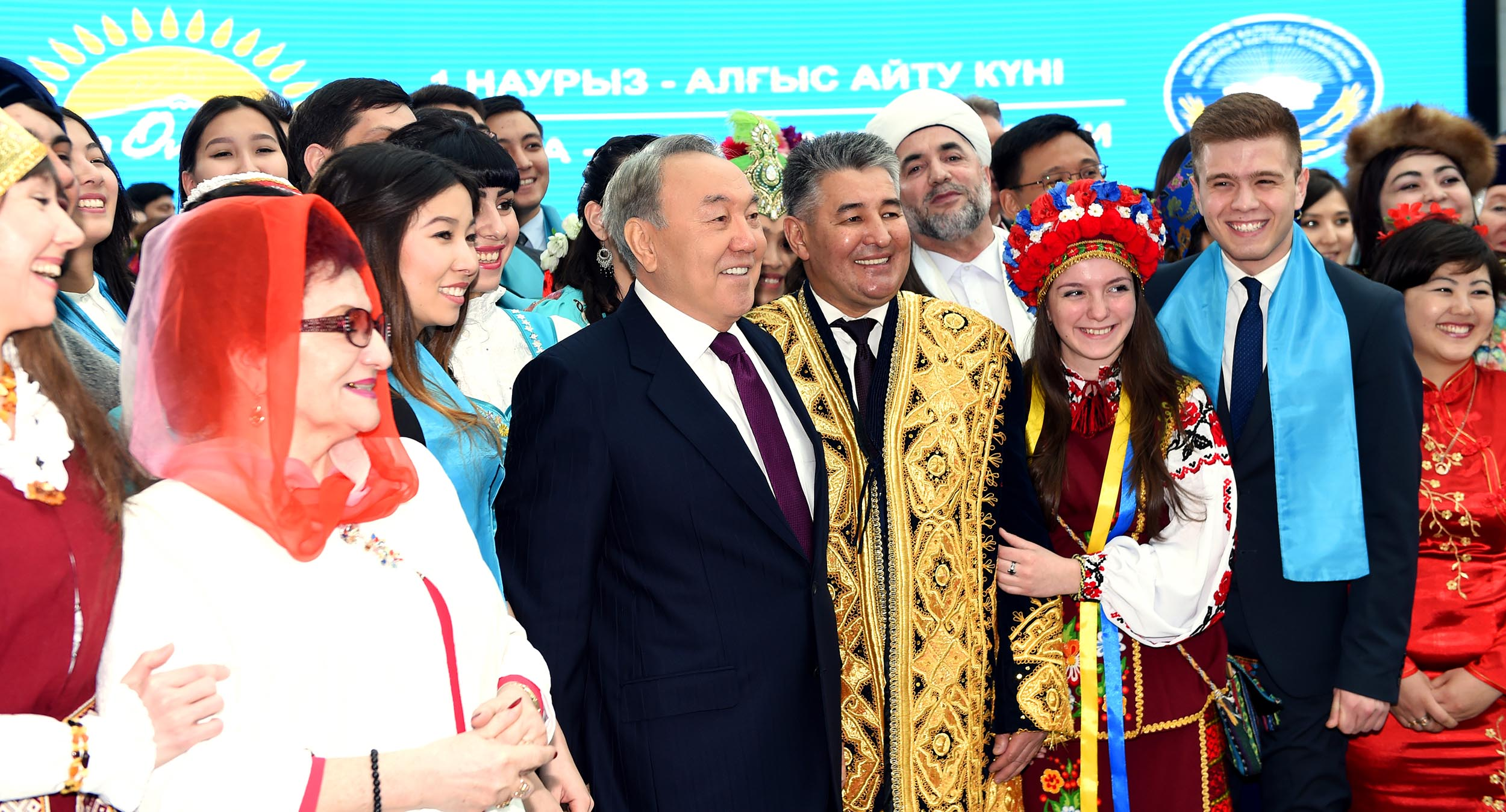 People: Nazarbayev Congratulates Kazakh People On Day Of Gratitude