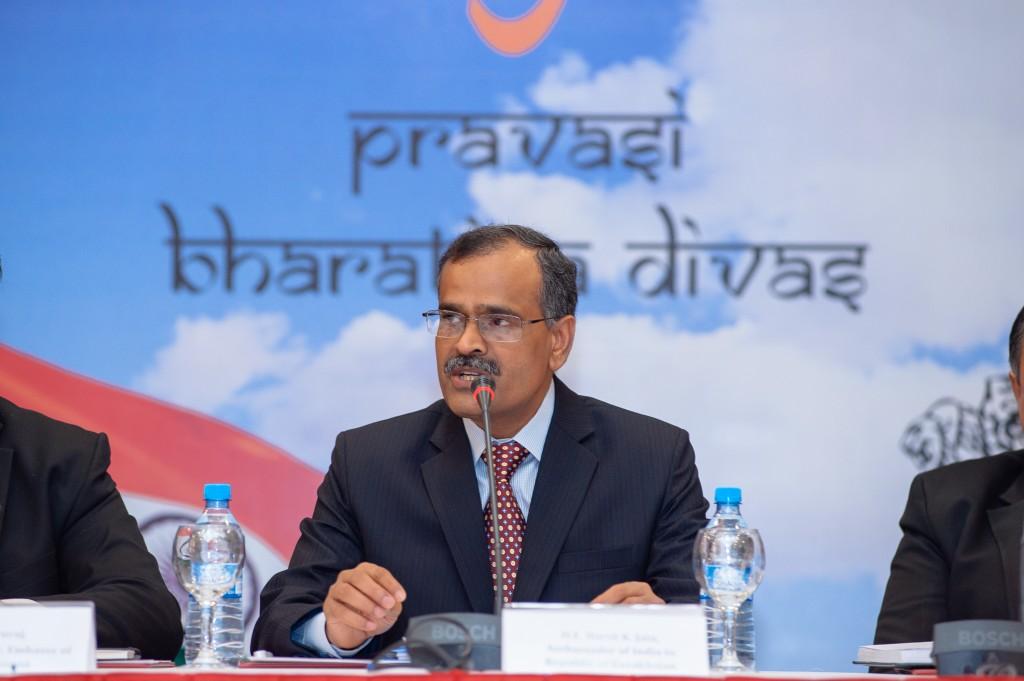 Ambasssador of India