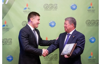 Gennady Golovkin Photo credit: expo2017astana.com
