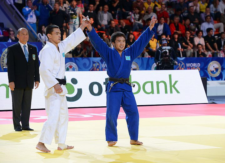 Judo Athletes From 80 Countries To Compete In Stage Of