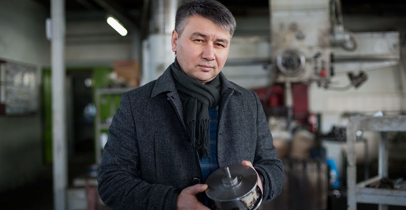 Photo by Timur Batyrshin