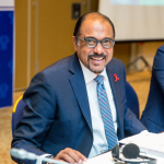 Executive Director of UNAIDS and Under-Secretary-General of the United Nations Michel Sidibe