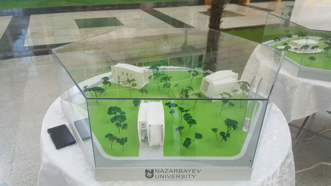 chevron and nazarbayev university students introduce model eco