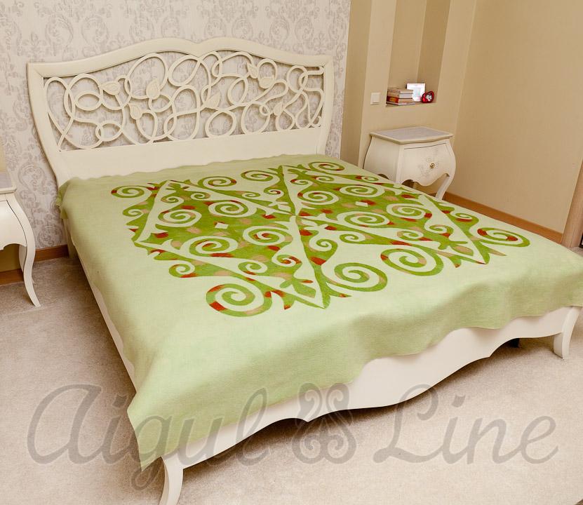 green_blanket