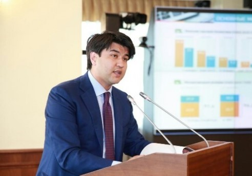 Kazakhstan's GDP Grows Slightly in First Half of 2016