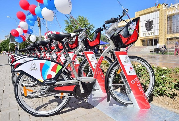 Bus With Support For Bicycles Begins To Circulate In Two Cities