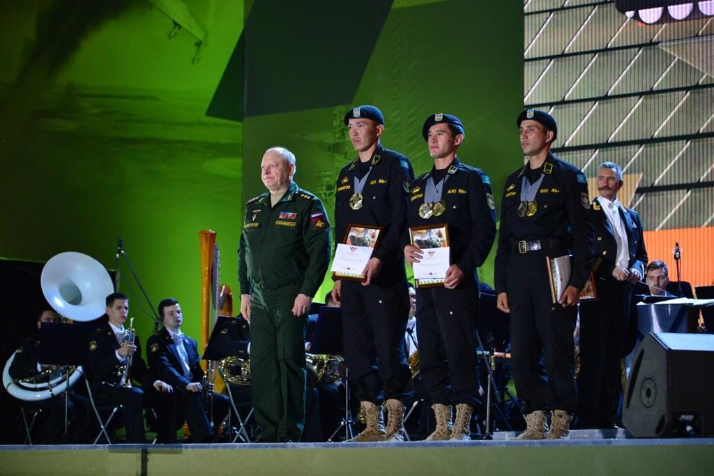 Photo credit: Kazakh Ministry of Defence