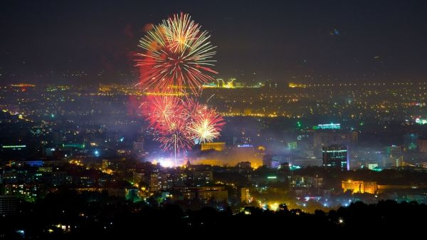 Almaty Celebrates 1,000th Birthday