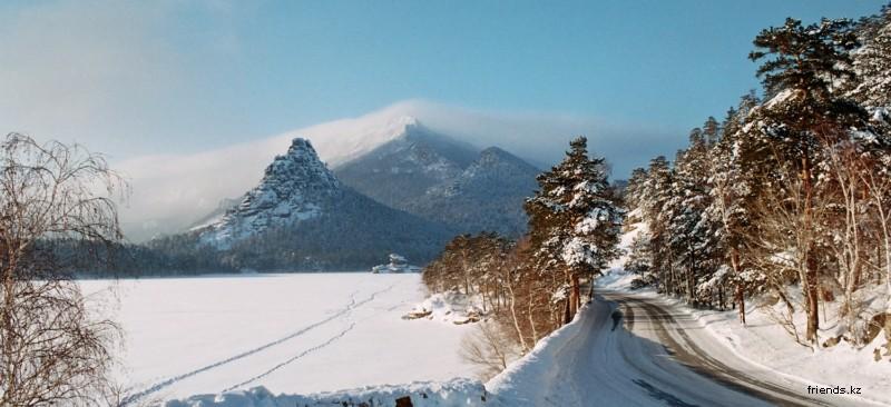 Borovoe. Photo credit: friends.kz