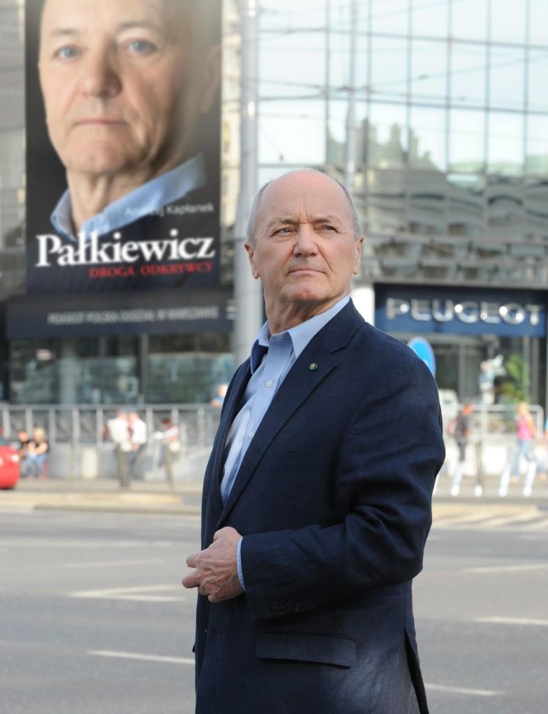 Jacek Palkiewicz.