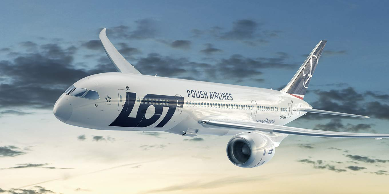Image result for lot airlines