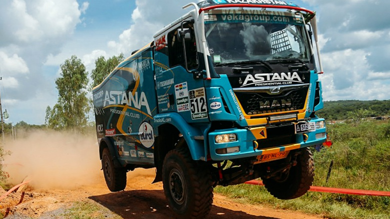 Astana motorsports competes in dakar 2017 for Cross country motor club phone number