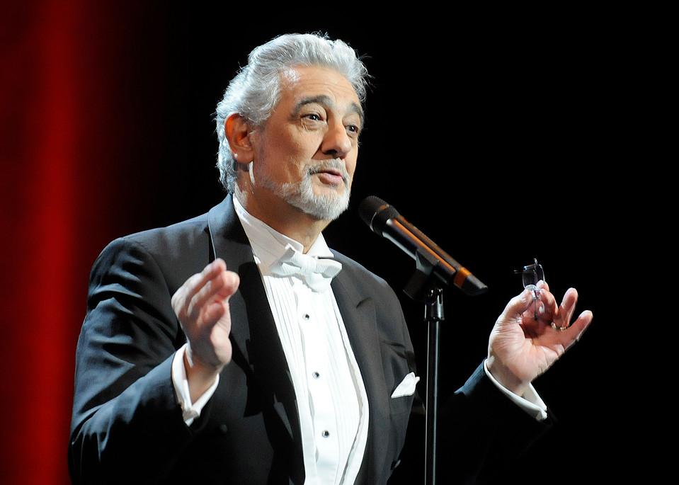 Astana to Host Plácido Domingo's Operalia Competition 2017 - The Astana Times