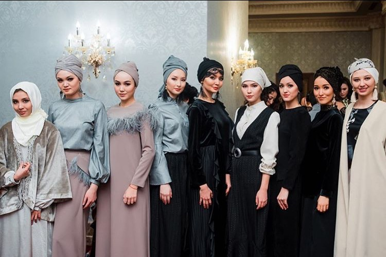 Young Designer Launches Islamic Clothing Line The Astana