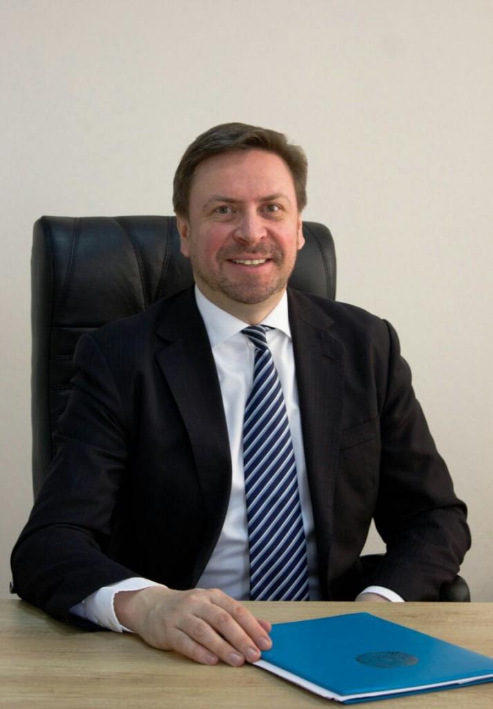 Leader of Strengthening Forensic Capacity project Yury Bikbaev
