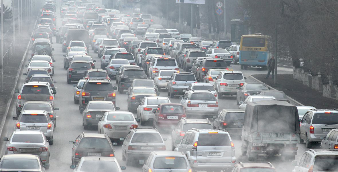 New App Helps Almaty Residents Monitor Air Quality The