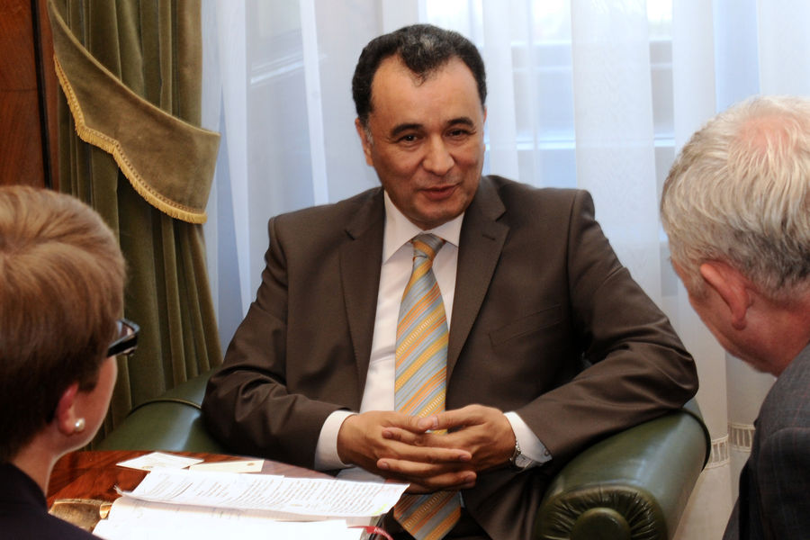 Our relations are based on mutual respect, says Uzbek ambassador in Kazakhstan