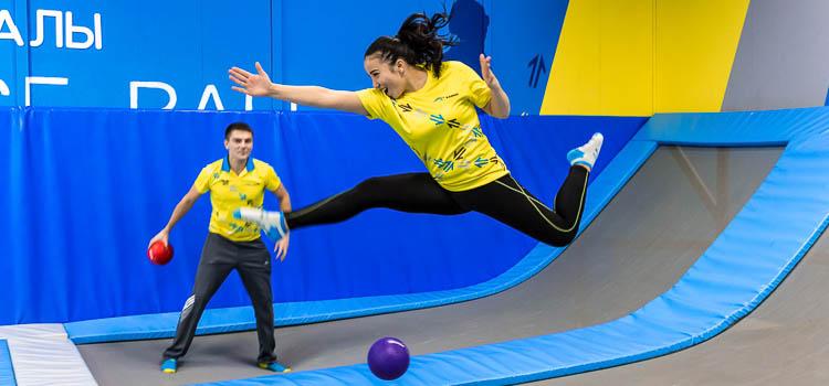 Kango Jumping Park opens in Astana's new Mega Silk Way Mall - The