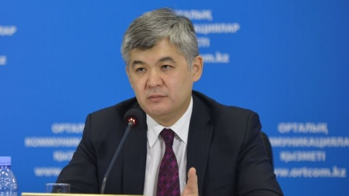 Minister of Healthcare Yelzhan Birtanov