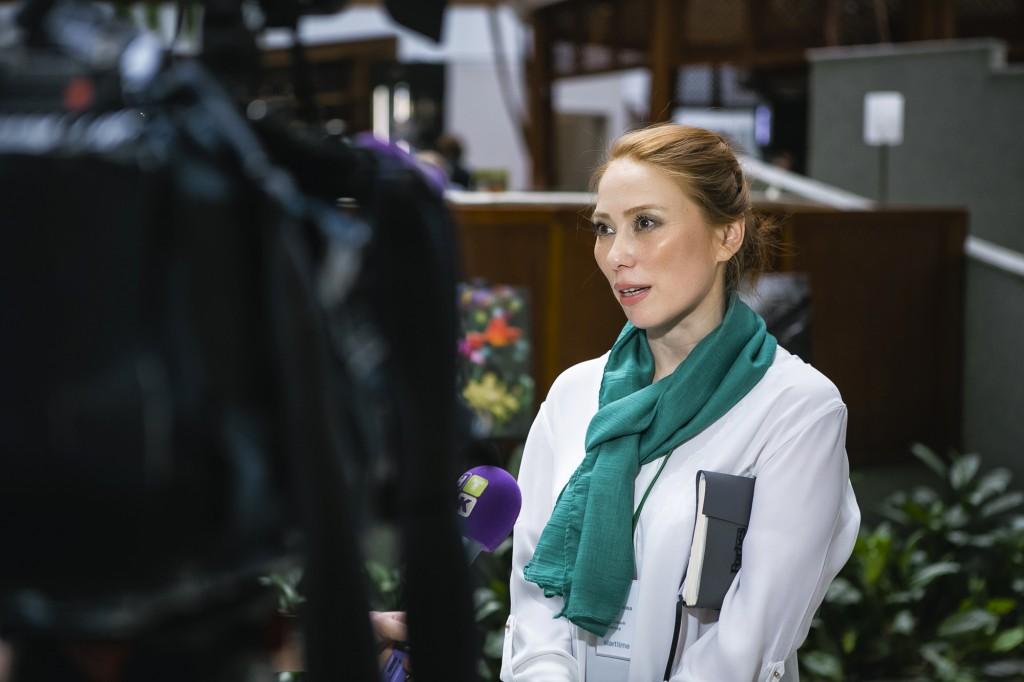 Aziza Utegenova