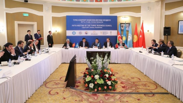 National Chamber of Entrepreneurs of Kazakhstan offers a new way for businesspeople to enter Russian and Chinese market