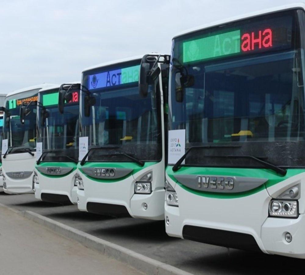 Astana Modernises Public Transportation For Expo 2017